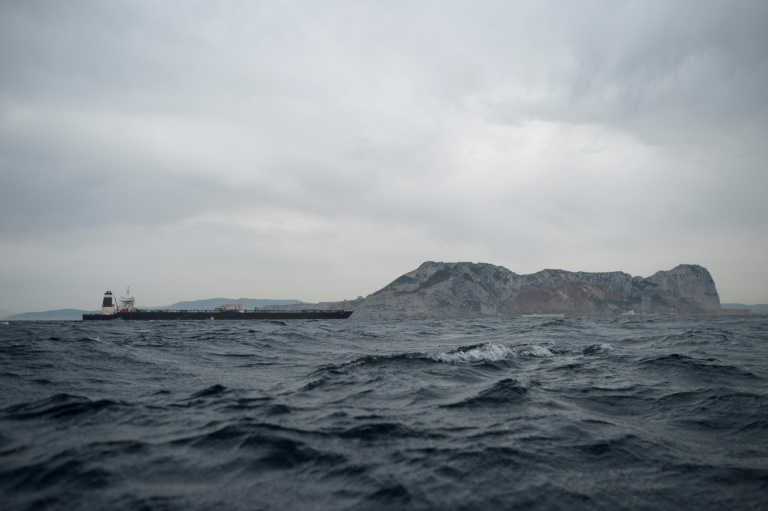 Iran tried to seize British oil tanker: report