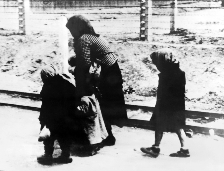 How the Nazis carried out their Final Solution