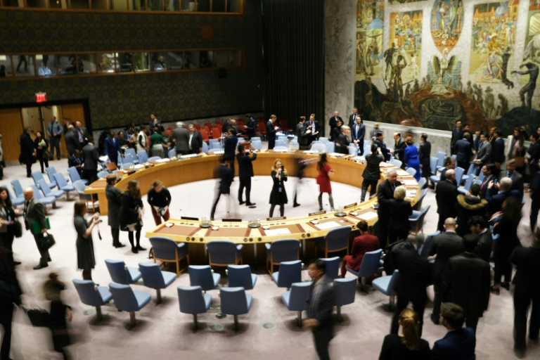 UN Security Council declares commitment to international law as tensions flare
