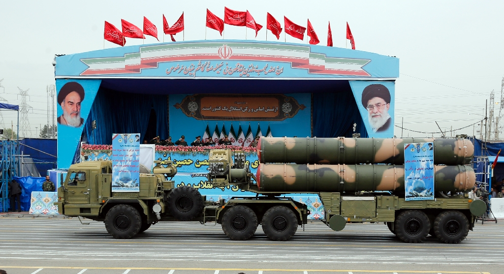 Iran air defence missiles must be taken seriously: experts