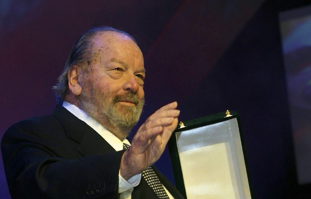 Spaghetti western film star Bud Spencer dies