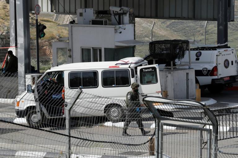 Israel police kill Palestinian who launched van, stabbing attack