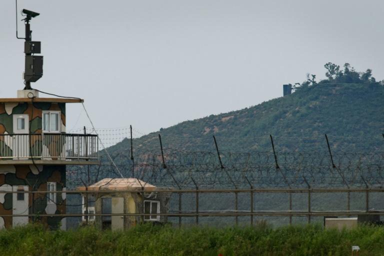 N. Korean soldier crosses DMZ into South