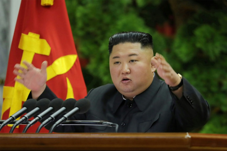 North Koreas Kim calls for military countermeasures