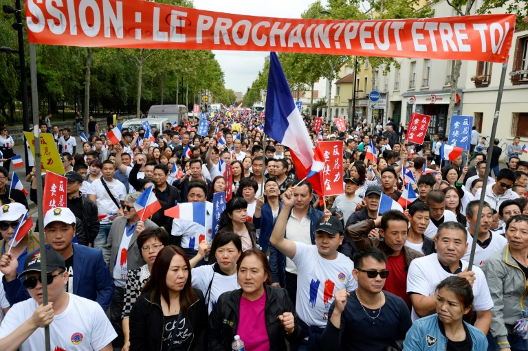 Anti-Asian assaults a neglected plight in France