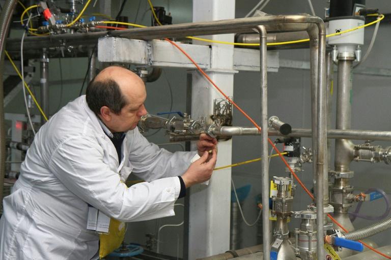 Iran breached uranium enrichment cap: nuclear agency confirms
