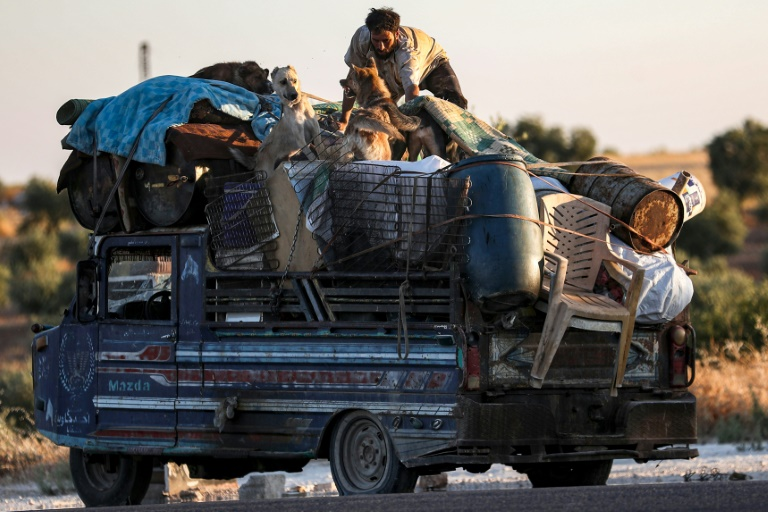 Northwest Syria clashes kill 51 fighters: monitor