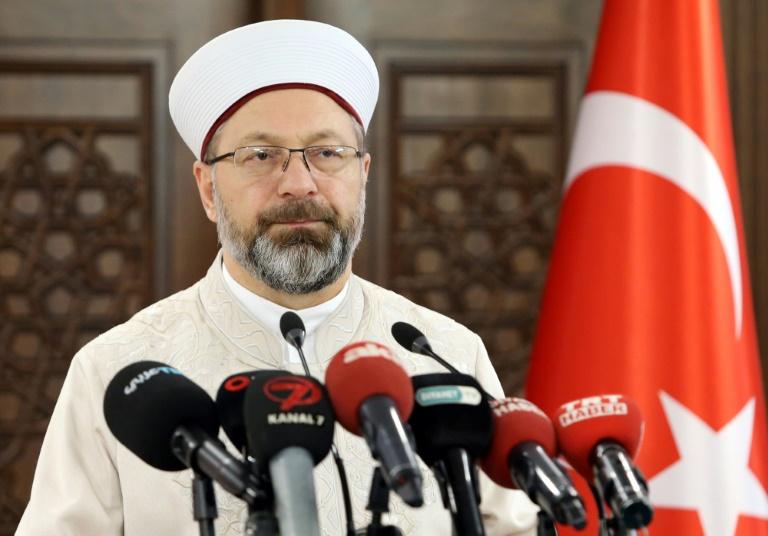 Erdogan defends Turkey religious chiefs anti-gay sermon