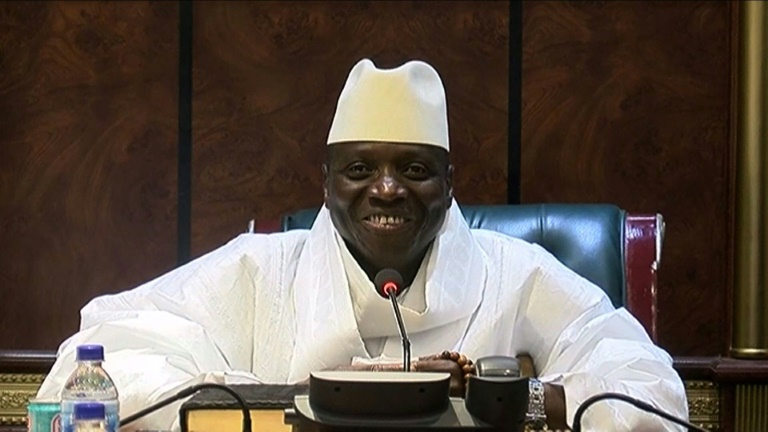 Outrage in Gambia over release of ex-presidents assassins