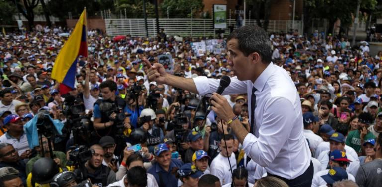 Guaido says talks with Venezuela govt to resume, move to Barbados