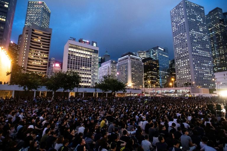 Hong Kong protesters defy China warnings with weekend rallies