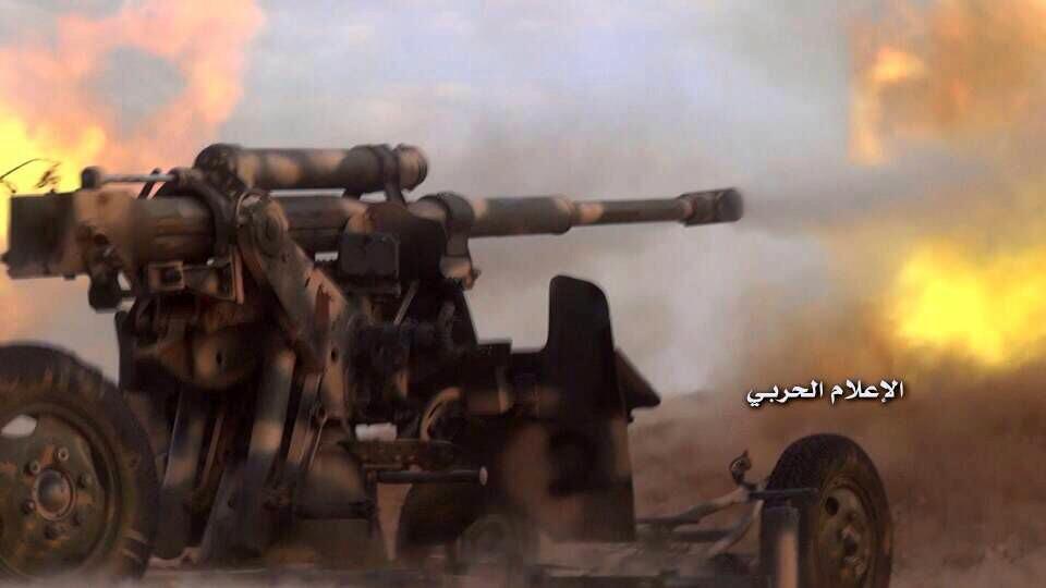 Lebanon's Hezbollah says Syria border assault 'nearing end'