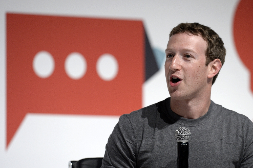Facebook's Zuckerberg wants to figure out social equation