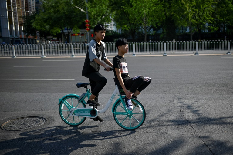 China pushes higher moral quality for its citizens