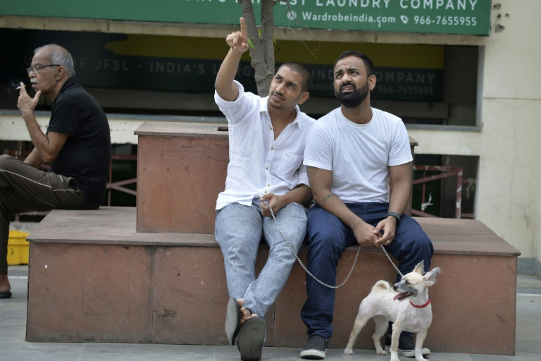 Year after India gay ruling, a battle to change attitudes