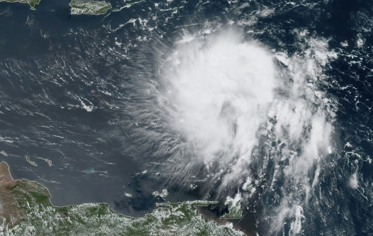 Puerto Rico mobilizes as potential hurricane approaches