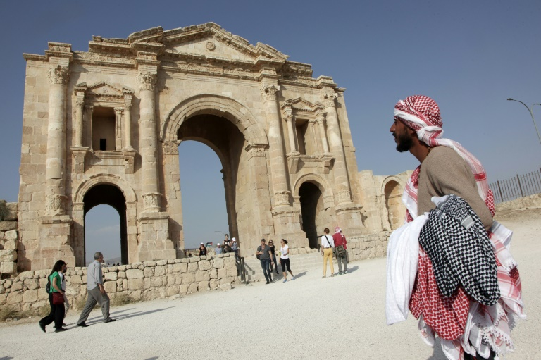 Jordanian charged with terror over tourist stabbings