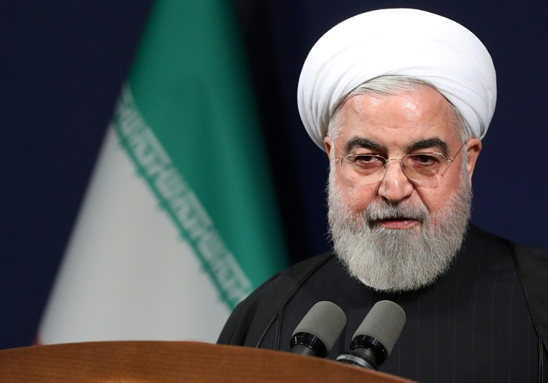 Irans Rouhani sounds alarm for democracy after candidates barred