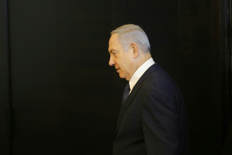 Israels Netanyahu asks parliament for immunity