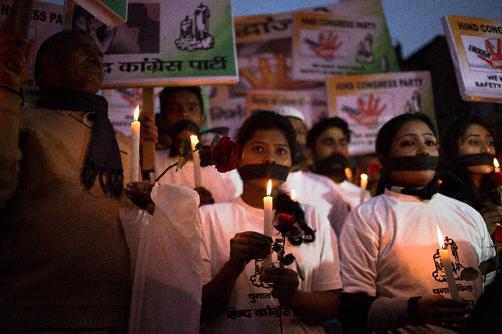 India bans broadcast of BBC film showing gang-rapist