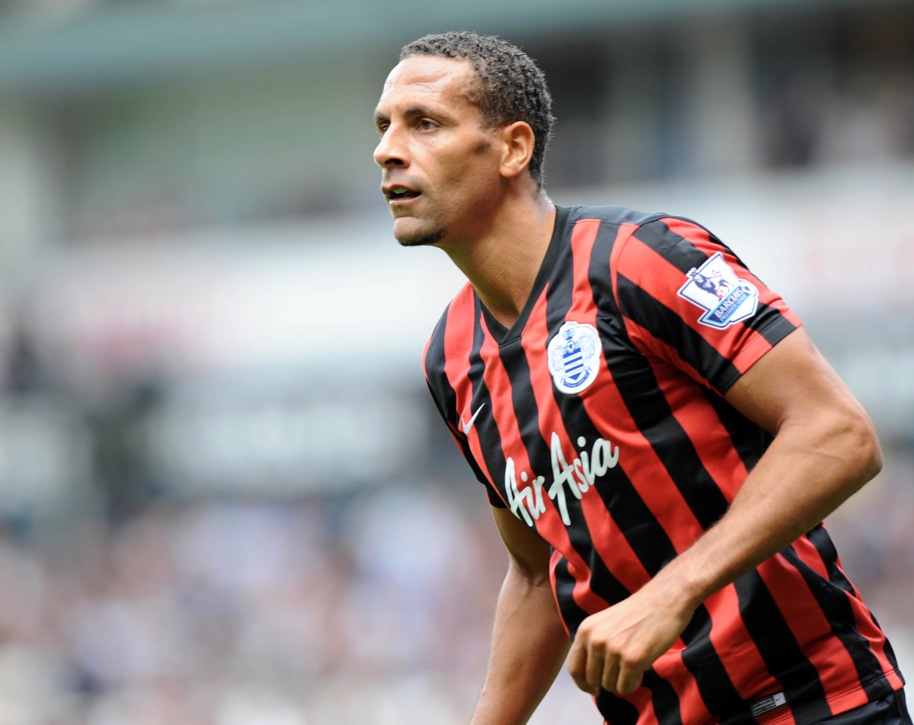 Ferdinand banned, fined over Twitter comment