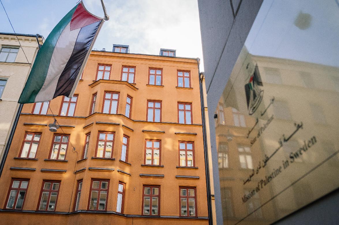 Israel-Sweden tension builds even more