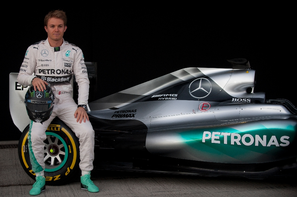 F1's Rosberg quits -- how Twitter reacted