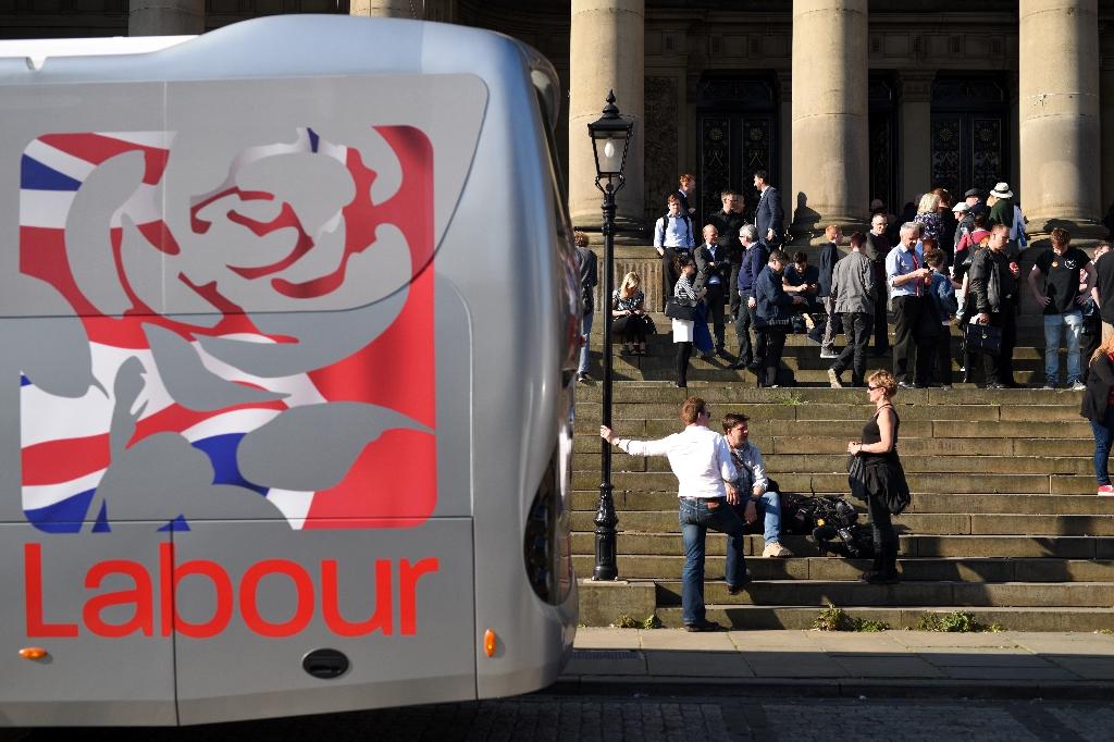 UK Labour suspends MP over 'anti-semitic' Facebook posts