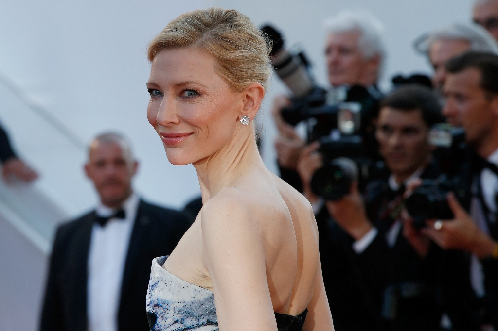 Cate Blanchett lesbian love story wins Queer Palm at Cannes