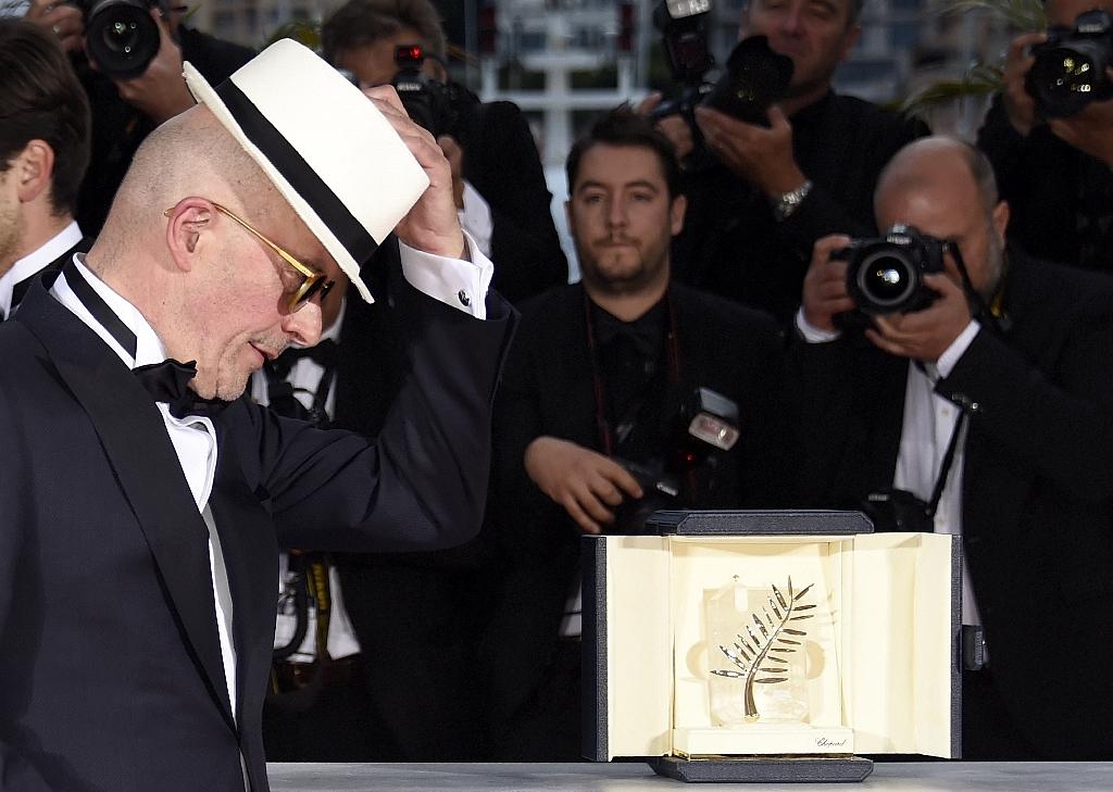 Refugee plight spotlighted in winning Cannes movie