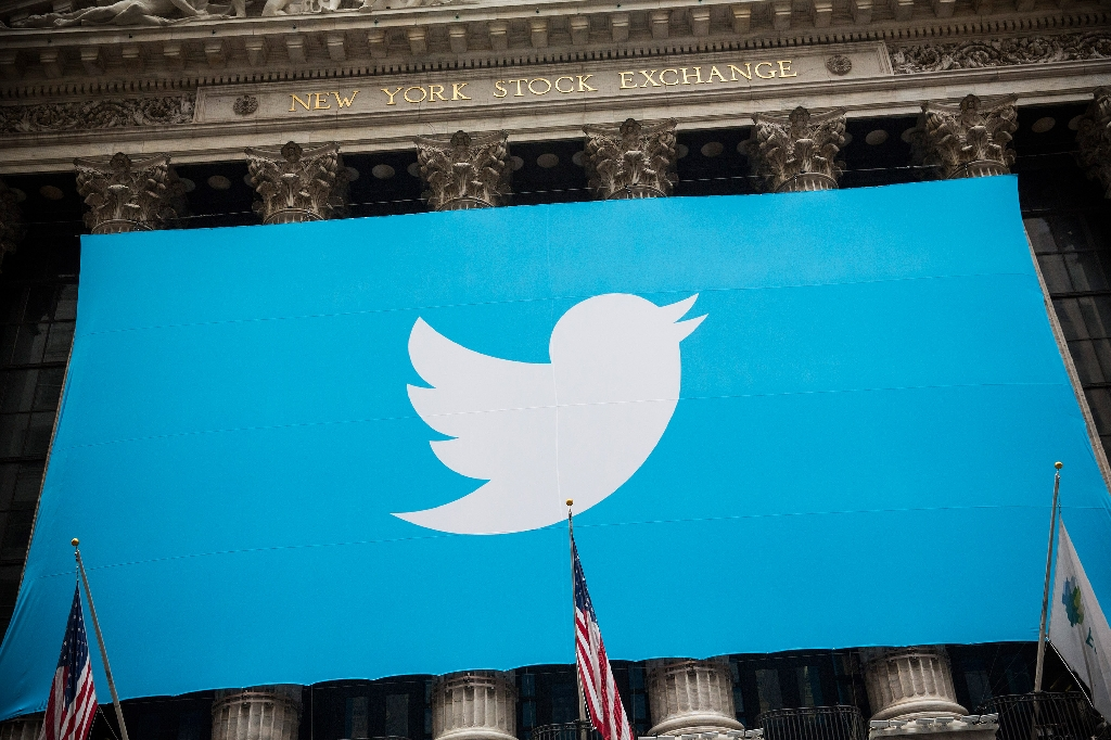 Twitter shares dive after update disappoints