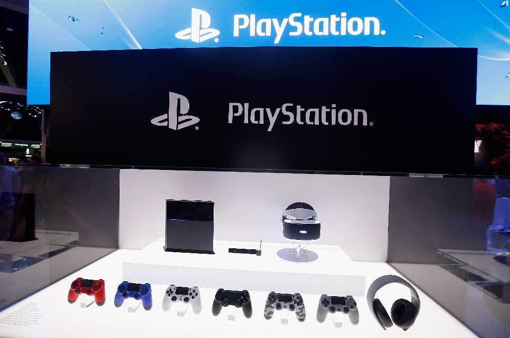 Sony swings to $1.4 bn full-year profit as PlayStation sales soar