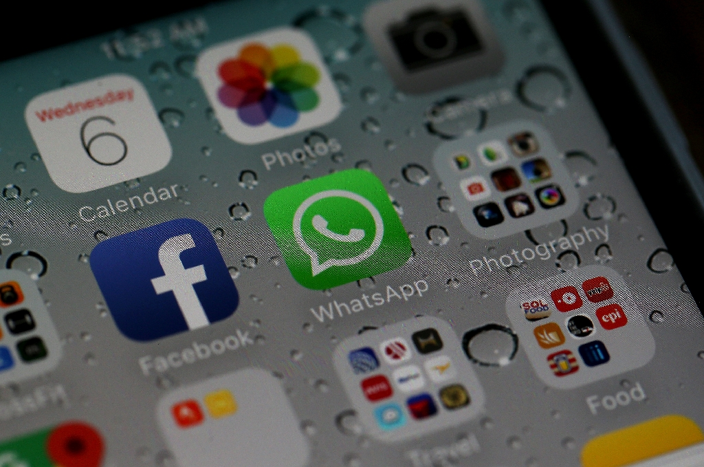 Brazil fines Facebook $11.6 mn over WhatsApp standoff