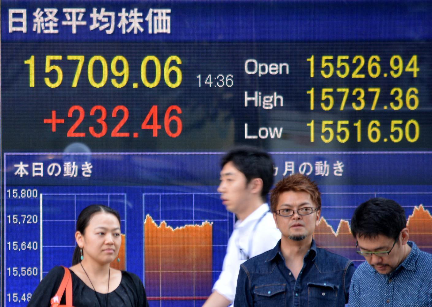 Asian shares slip ahead of US Fed decision
