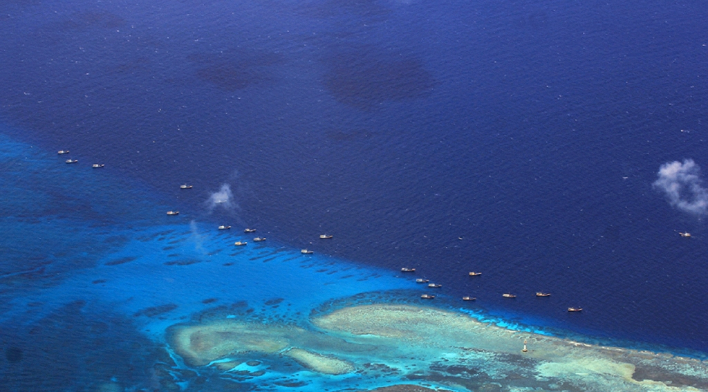 Philippines to protest over China activity on reclaimed reef