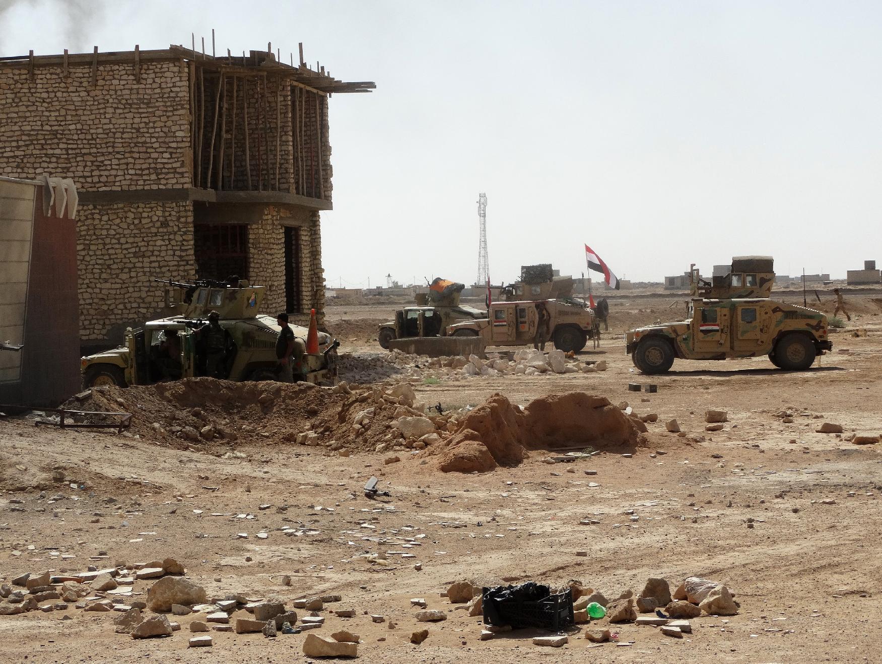 150 found in Iraq mass grave