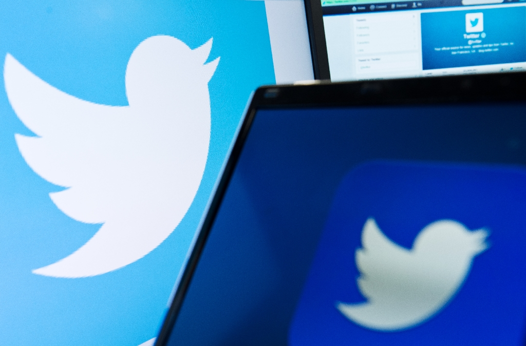 Twitter stung by stall in user growth