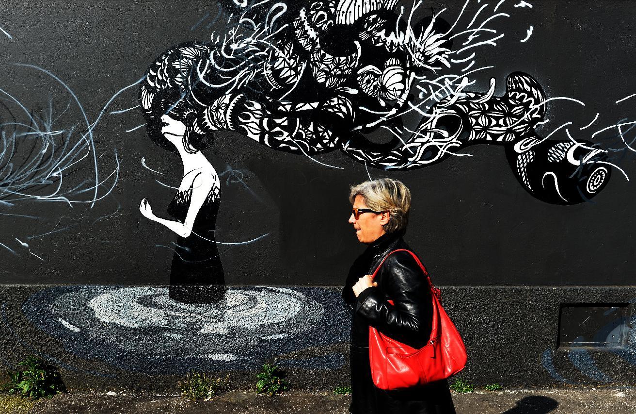 conflict on graffiti essay