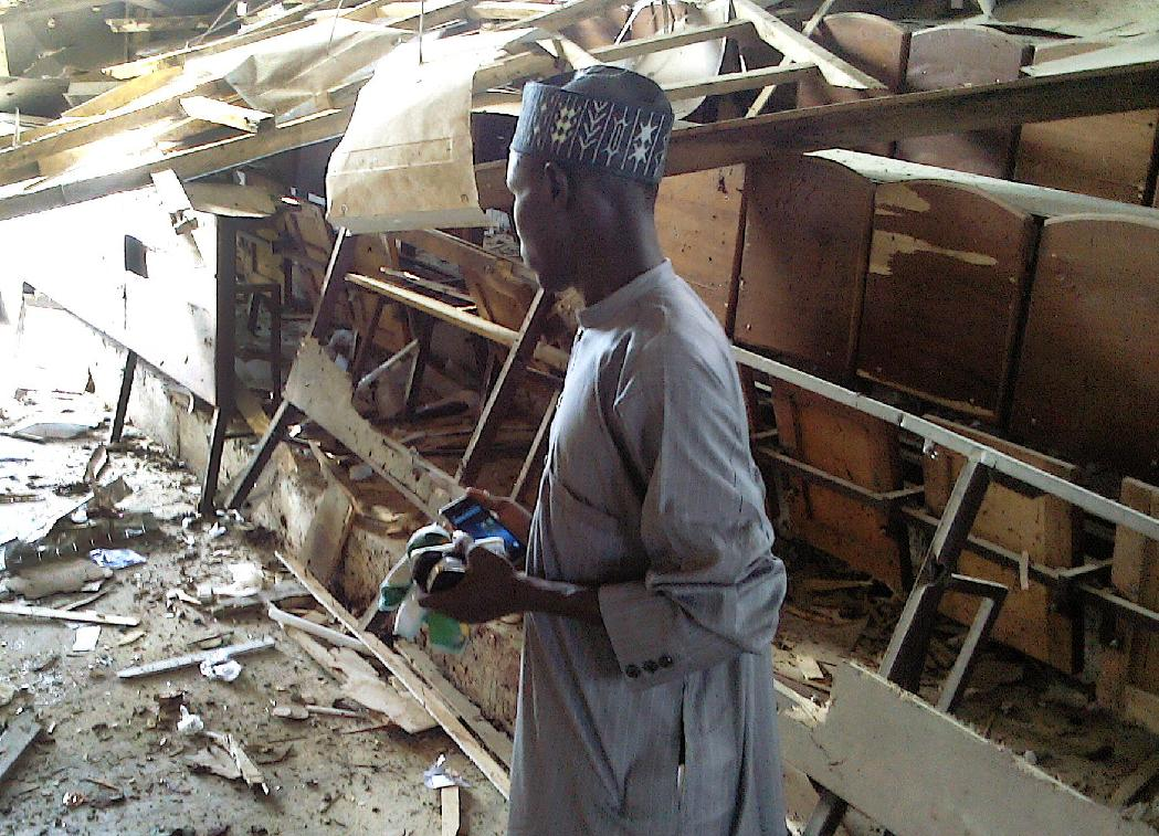 15 killed in college shooting in Nigeria's Kano