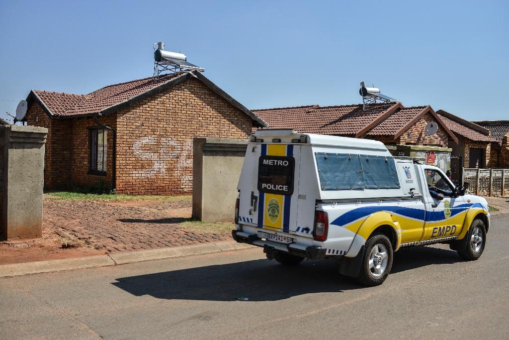 S.Africa police deny making arrests in footballer murder case