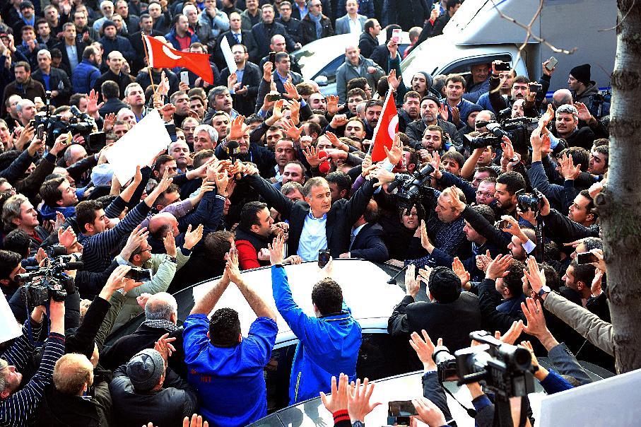Mystery Twitter leaker of raids has Turkey guessing