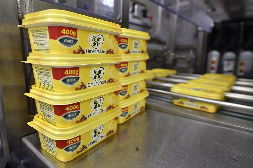 Unilever selling margarines for 6.8 bn euros to US giant KKR