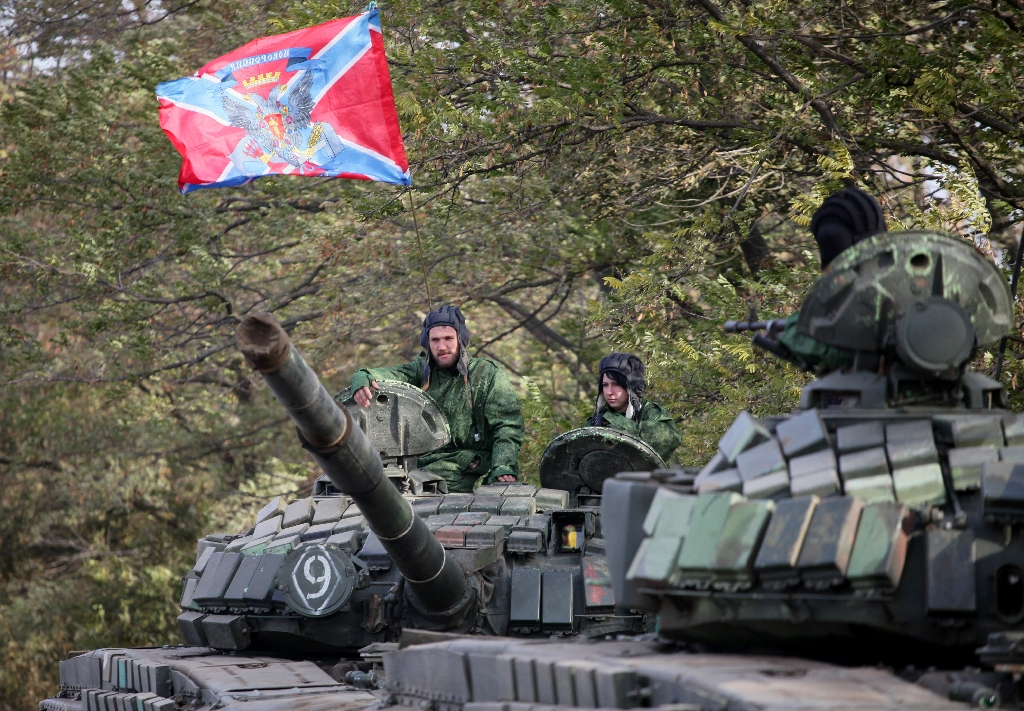US urges Russia to 'immediately' observe Ukraine ceasefire