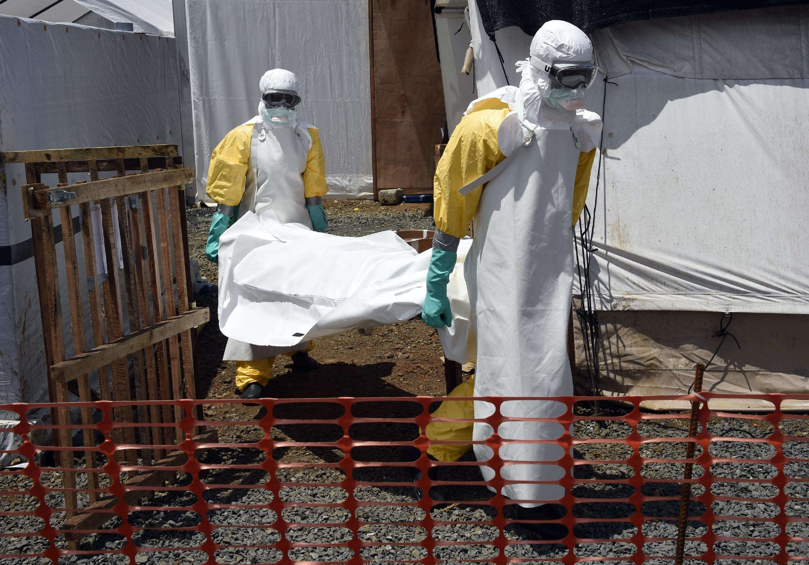US Ebola patient re-emerges on Twitter