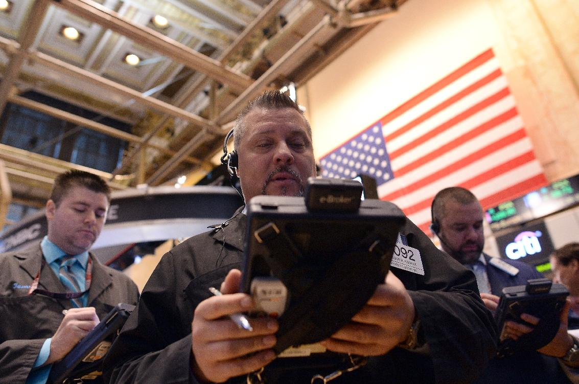 Facebook spending plan batters Nasdaq; Dow, S&P 500 up