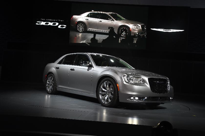 Chrysler changes name to FCA US