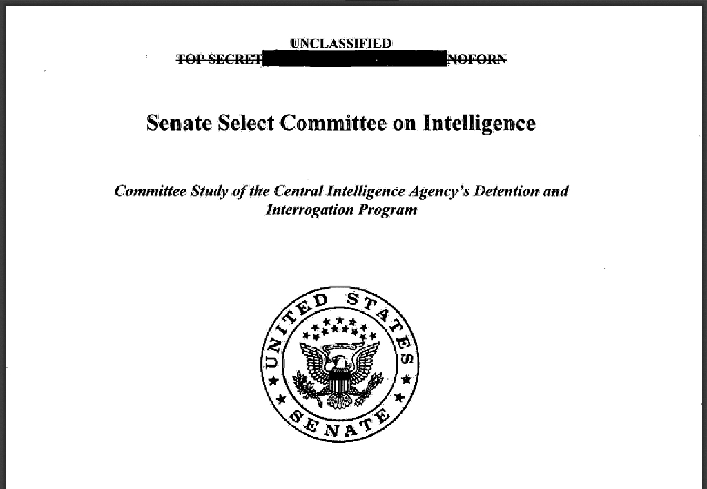 US Supreme Court opts to leave CIA 'torture report' secret