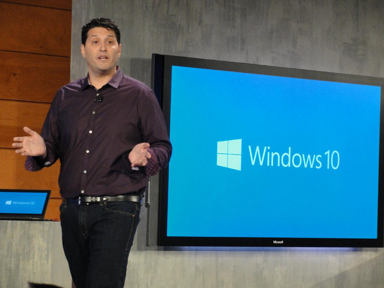 Windows 10 aims to be core of connected devices