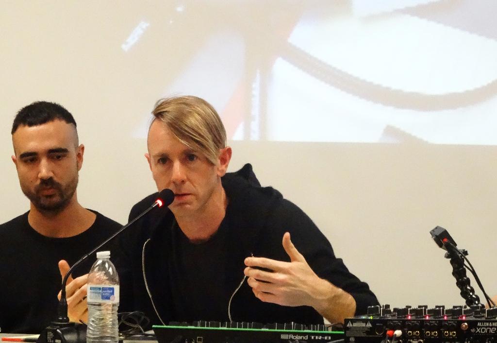 As electronica booms, DJs seek voice beyond machines