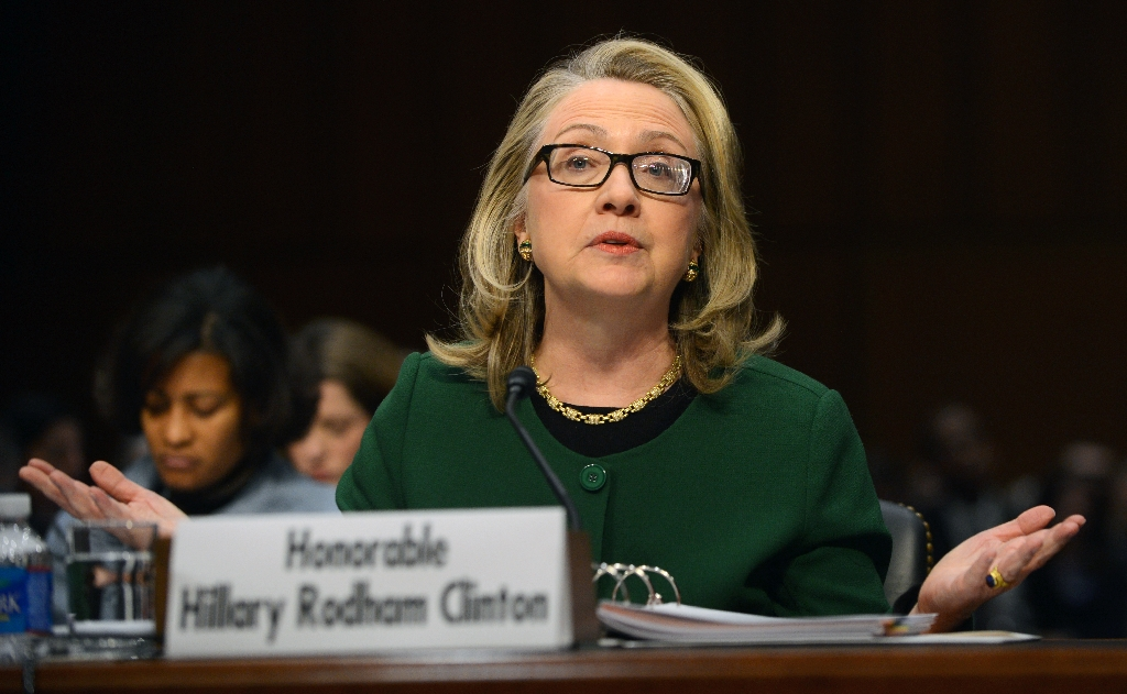 Clinton received sensitive info on private email account